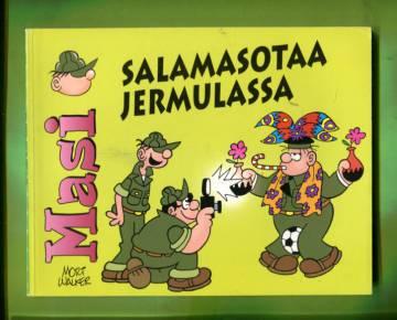Masi-minialbumi 2/06 - Salamasotaa Jermulassa