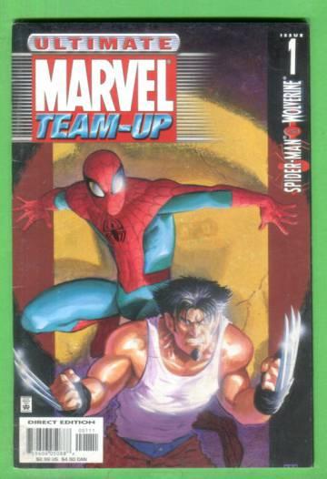 Ultimate Marvel Team-Up 1 - Spider-Man & Wolverine