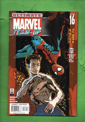 Ultimate Marvel Team-Up Vol 1 #16 Jul 02