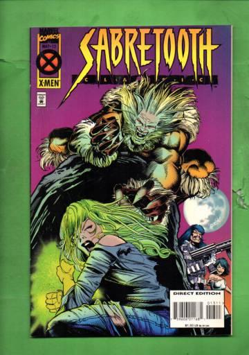 Sabretooth Classic Vol. 1 #13 May 95