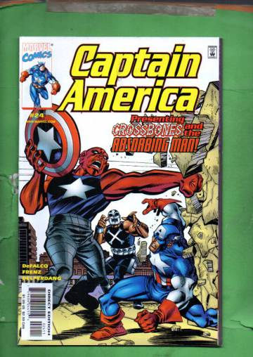 Captain America Vol. 3 #24 Dec 99
