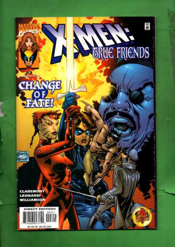 X-men: True Friends #3 Nov 99