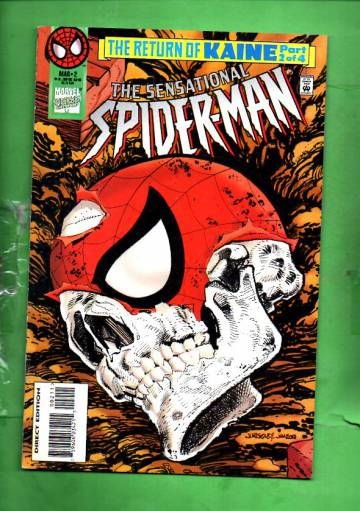 The Sensational Spider-Man Vol. 1 #2 Mar 96