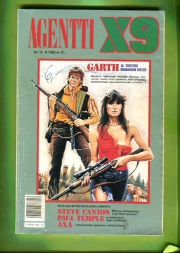 Agentti X9 12/89