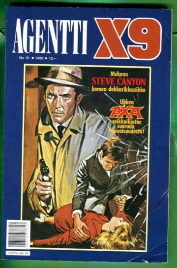 Agentti X9 10/89