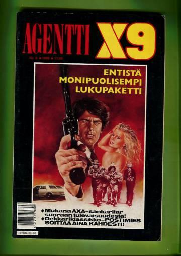 Agentti X9 6/89