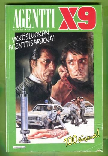 Agentti X9 4/87