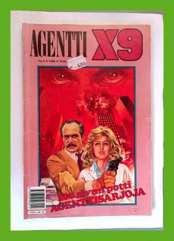 Agentti X9 6/88 (Modesty Blaise)
