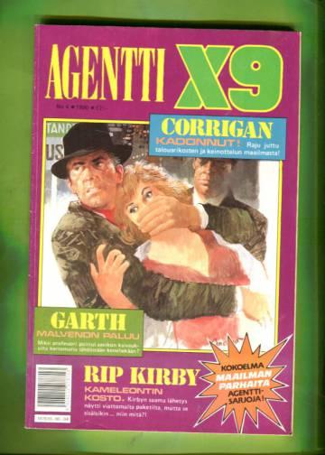 Agentti X9 4/90