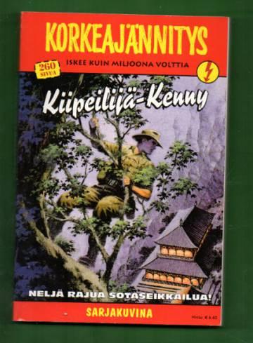 Korkeajännitys 7/08 - Kiipeilijä-Kenny