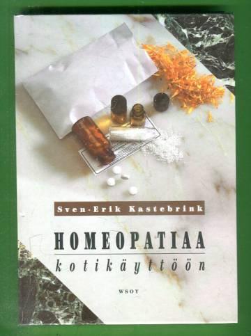 Homeopatiaa kotikäyttöön