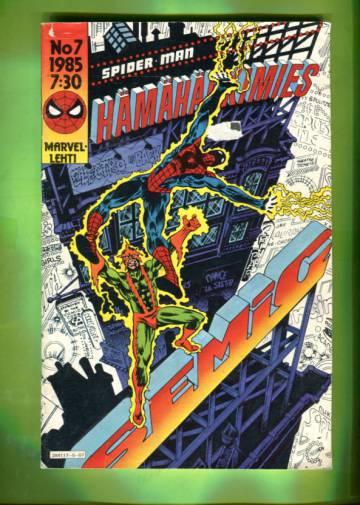 Hämähäkkimies 7/85 (Spider-Man)