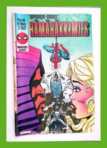 Hämähäkkimies 6/86 (Spider-Man)