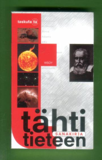 Tähtitieteen sanakirja