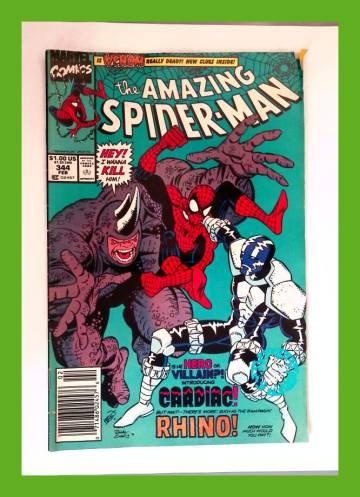 The Amazing Spider-Man Vol. 1, No. 344, February 1991