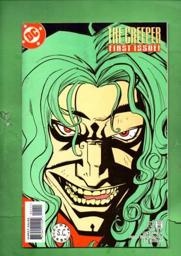 The Creeper #1 Dec 97