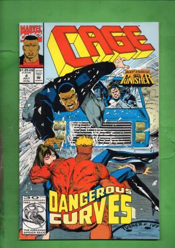 Cage Vol. 1 #4 Jul 92