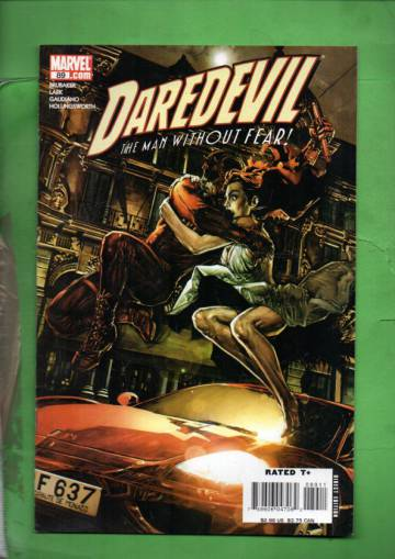 Daredevil #89 Nov 06