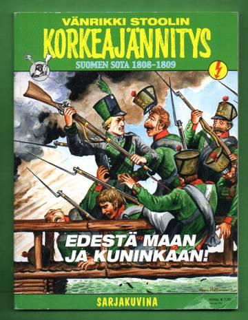 Korkeajännitys-erikoisnumero 7B/04 - Vänrikki Stoolin Korkeajännitys: Edestä maan ja kuninkaan!