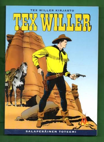 Tex Willer -kirjasto 1 - Salaperäinen toteemi