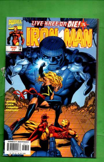 Iron Man Vol. 3 #7 Aug 98