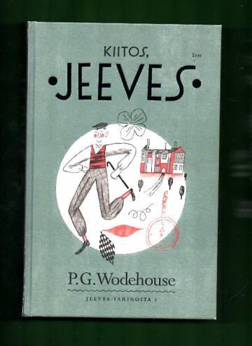 Jeeves-tarinoita 1 - Kiitos, Jeeves