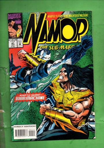 Namor, The Sub-Mariner Vol. 1 #41 Aug 93