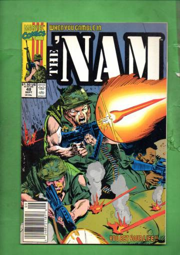 The 'Nam Vol. 1 #48 Sep 90