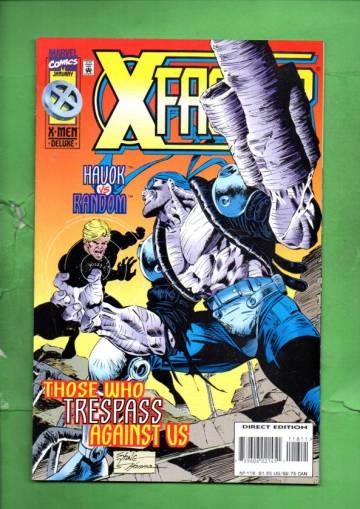 X-Factor Vol. 1 #118 Jan 96