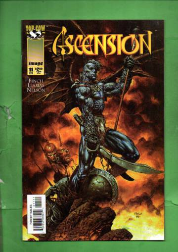 Ascension Vol. 1 #11 Feb 99