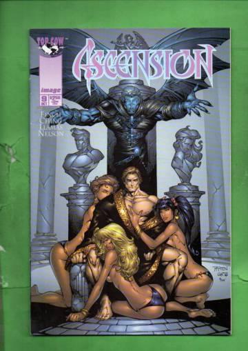 Ascension Vol. 1 #9 Oct 98