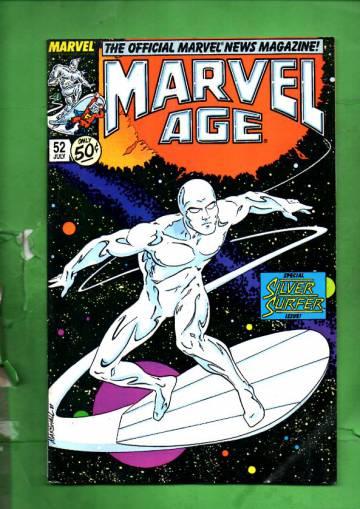 Marvel Age Vol. 1 #52 Jul 87