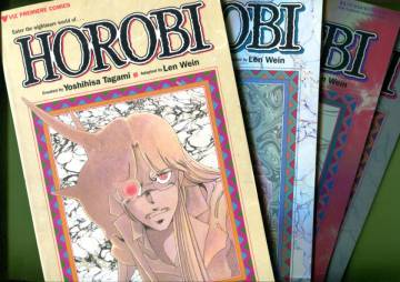 Horobi - Part One 1-8 (whole part one)