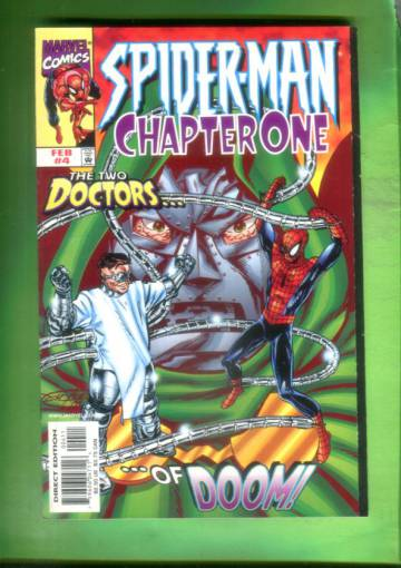 Spider-Man: Chapter One Vol 1 #4 Feb 99