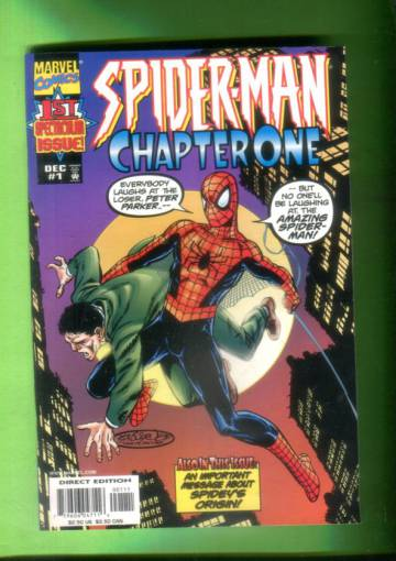 Spider-Man: Chapter One Vol 1 #1 Dec 98