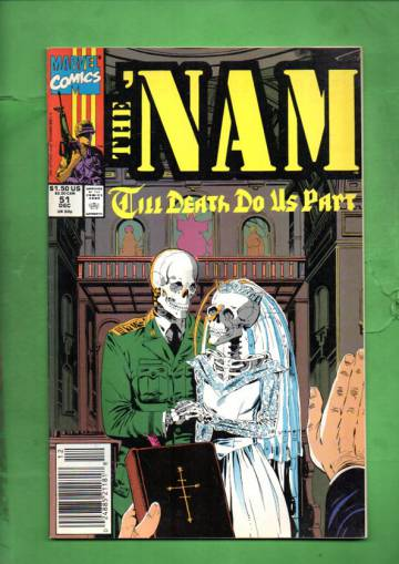 The 'Nam Vol. 1 #51 Dec 90