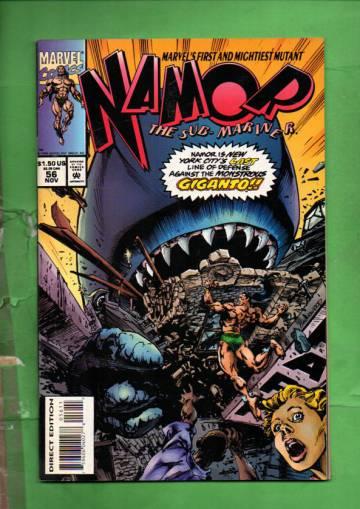 Namor, The Sub-Mariner Vol. 1 #56 Nov 94