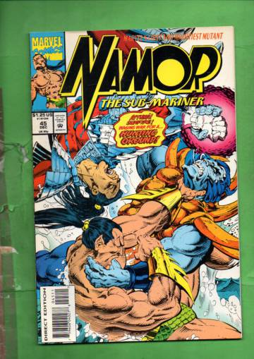 Namor, The Sub-Mariner Vol. 1 #45 Dec 93