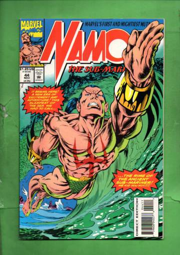 Namor, The Sub-Mariner Vol. 1 #44 Nov 93