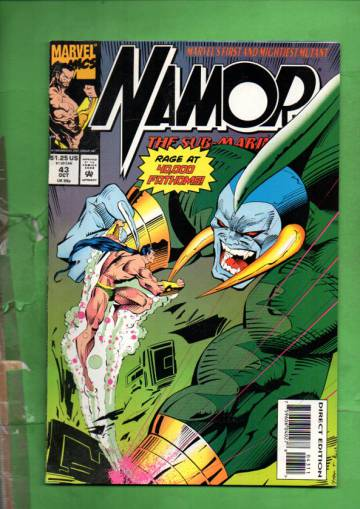 Namor, The Sub-Mariner Vol. 1 #43 Oct 93