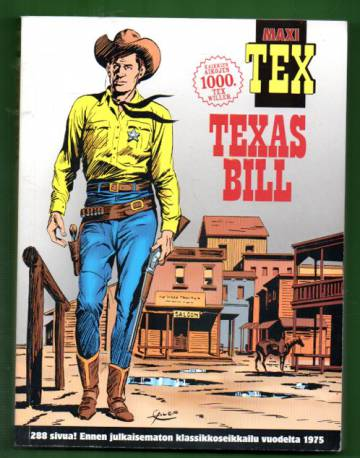 Maxi-Tex 18 - Texas Bill