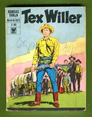 Tex Willer 5-6/73