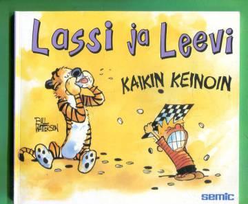 Lassi ja Leevi -minialbumi 2 - Kaikin keinoin