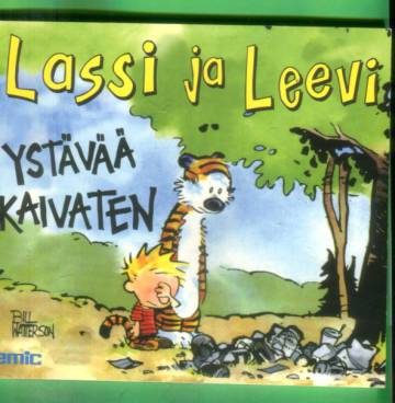 Lassi ja Leevi -minialbumi 4 - Ystävää kaivaten
