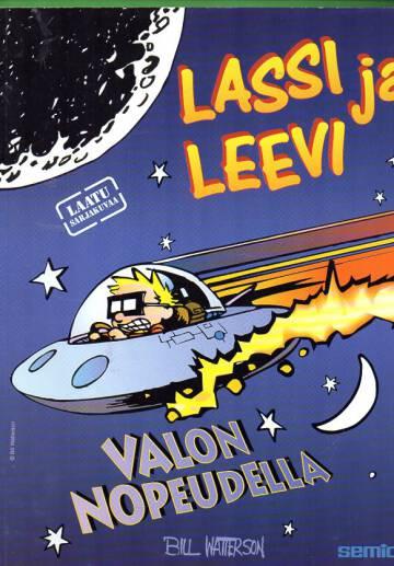 Lassi ja Leevi 14 - Valon nopeudella (1. painos)