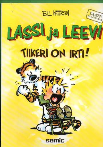 Lassi ja Leevi 8 - Tiikeri on irti!