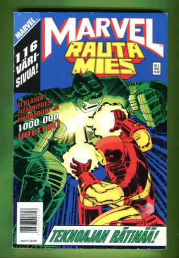 Marvel 3/92 - Rautamies