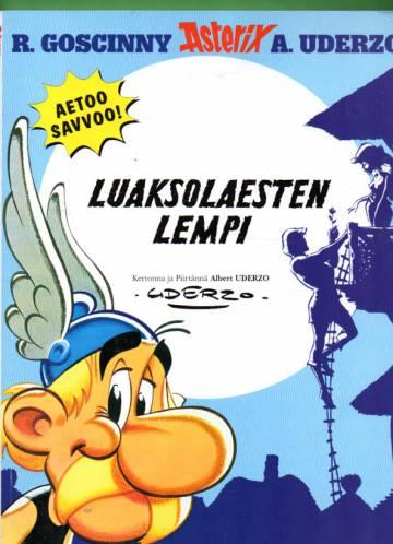 Murre-Asterix 2 - Luaksolaesten lempi