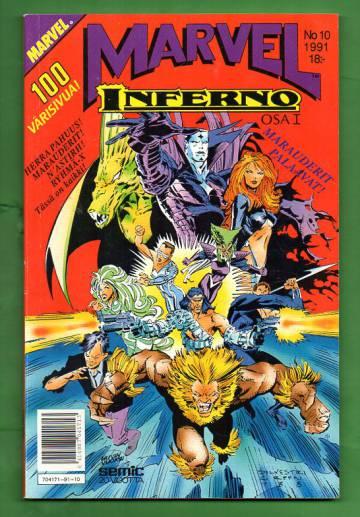 Marvel 10/91 - Inferno