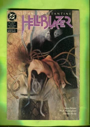 Hellblazer #21 Aug 89